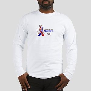 CHD Awareness 6 Long Sleeve T-Shirt