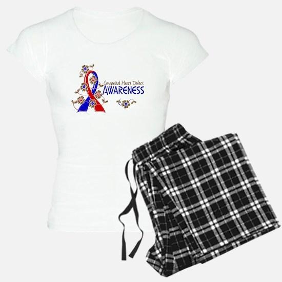 CHD Awareness 6 Pajamas
