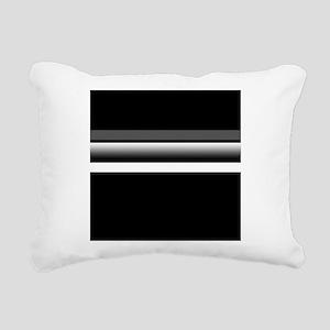 Team Colors2...Black,gray and white Rectangular Ca