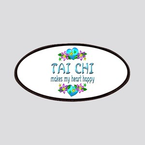 Tai Chi Heart Happy Patches