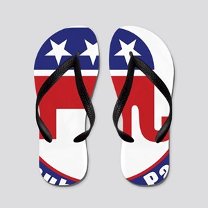 California Republican Party Original Flip Flops