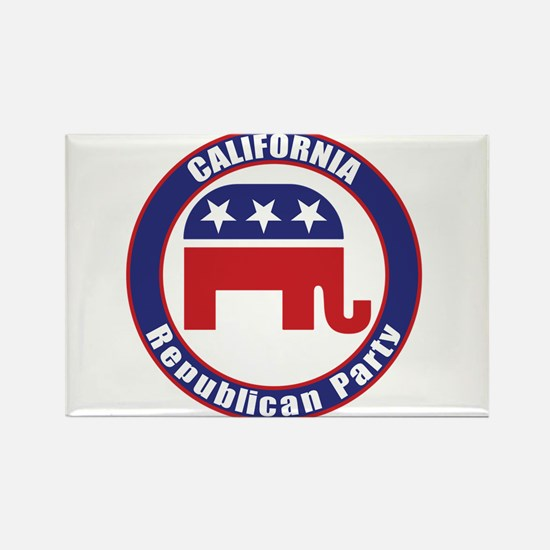 California Republican Party Original Magnets
