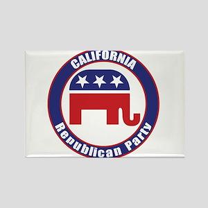 California Republican Party Original Magnets