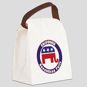 California Republican Party Original Canvas Lunch