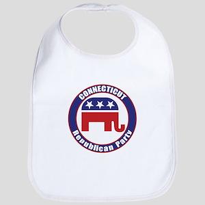Connecticut Republican Party Original Bib