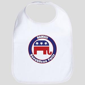 Hawaii Republican Party Original Bib
