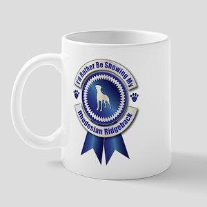 Showing Ridgeback Mug