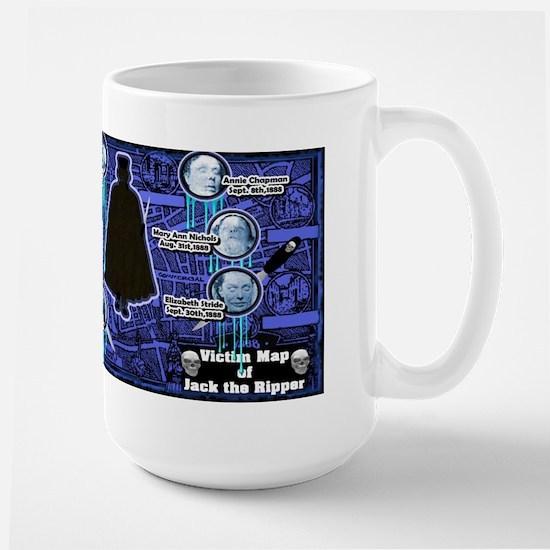 Jack's Back  Large Mug
