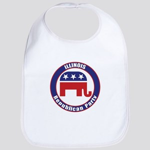 Illinois Republican Party Original Bib