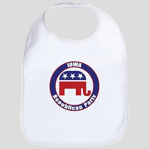 Iowa Republican Party Original Bib