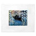 Le Grand Canal de Venise par Edouard Manet King Du
