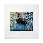 Le Grand Canal de Venise par Edouard Manet Queen D