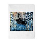 Le Grand Canal de Venise par Edouard Manet Twin Du