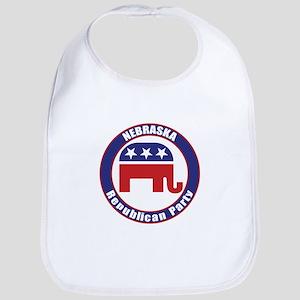 Nebraska Republican Party Original Bib