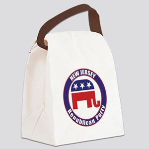 New Jersey Republican Party Original Canvas Lunch