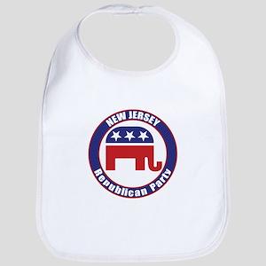 New Jersey Republican Party Original Bib