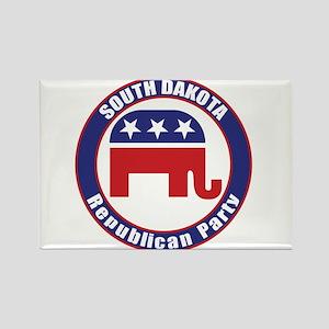 South Dakota Republican Party Original Magnets