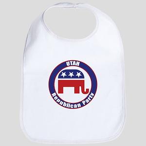 Utah Republican Party Original Bib