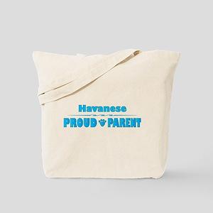 Havanese Parent Tote Bag