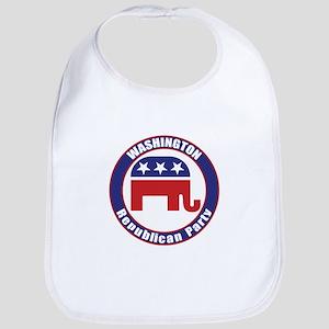 Washington Republican Party Original Bib