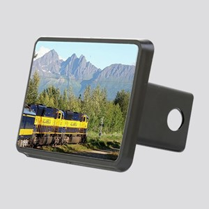 Alaska Railroad locomotive Rectangular Hitch Cover
