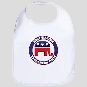 West Virginia Republican Party Original Bib