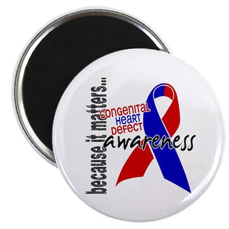 CHD Awareness 1 Magnet