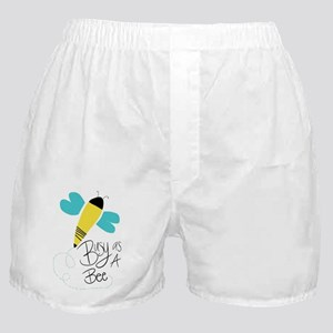 Busy as a Bee Boxer Shorts