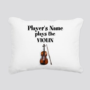 Personalize this Design Rectangular Canvas Pillow