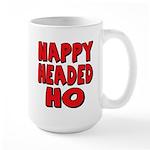 Nappy Headed Ho Red Design Large Mug