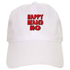Nappy Headed Ho Red Design Baseball Cap