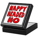 Nappy Headed Ho Red Design Keepsake Box