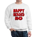 Nappy Headed Ho Red Design Sweatshirt