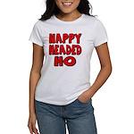 Nappy Headed Ho Red Design Women's T-Shirt
