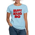 Nappy Headed Ho Red Design Women's Light T-Shirt
