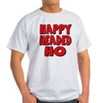 Nappy Headed Ho Red Design Light T-Shirt