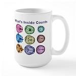 Inside Counts! Mugs