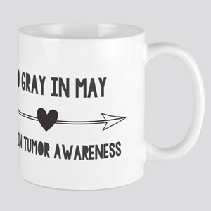 Go Gray in May Mugs