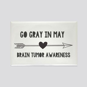 Go Gray In May Magnets