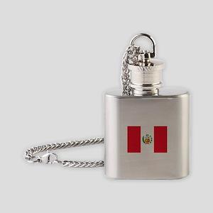 Peru Flask Necklace
