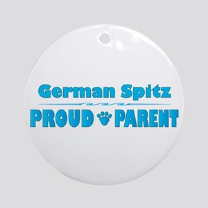 Spitz Parent Ornament (Round)