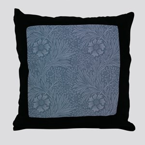 William Morris Marigold Throw Pillow