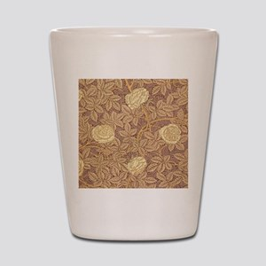 William Morris Rose Shot Glass