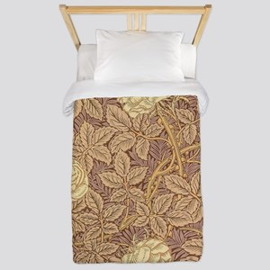 William Morris Rose Twin Duvet