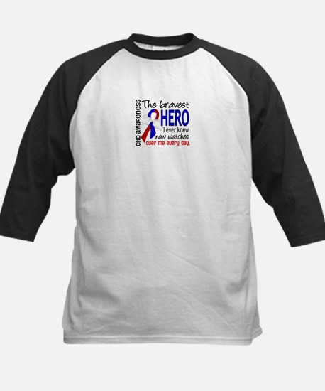 CHD Bravest Hero Kids Baseball Jersey