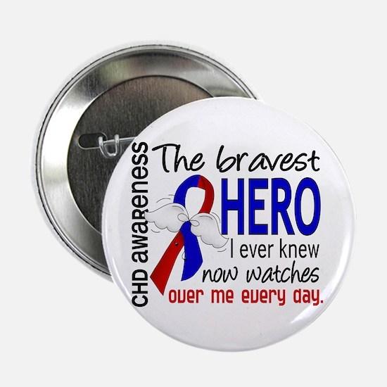 """CHD Bravest Hero 2.25"""" Button (10 pack)"""