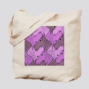 Ponies for a Girl Tote Bag