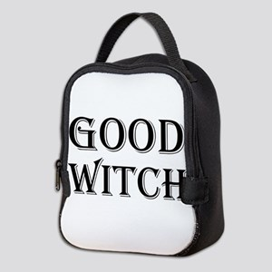 Good Witch Halloween Neoprene Lunch Bag