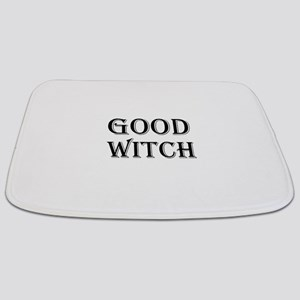 Good Witch Halloween Bathmat