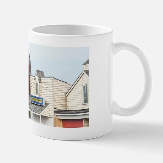 Derelict Frontierland Themepark Mug